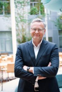 Jeroen Smit, dagvoorzitter HotelTech 2019